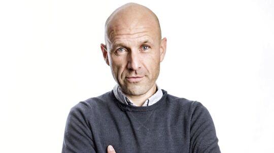 Adam Holm, tidl. studievært på Deadline på DR, forfatter, historiker og klummeskribent i BT.