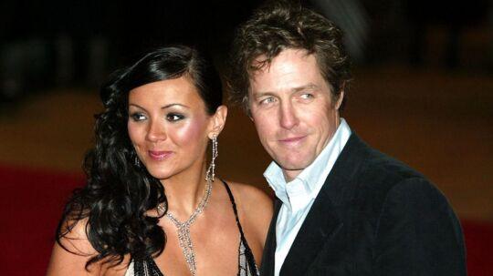 Hugh Grant og Martine McCutcheon er begge med i den nye Love Actually film. I den første film forelskede deres karakterer sig i hinanden.