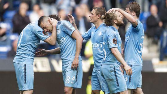 Randers FC vandt også den anden kamp over AaB, som dermed er sendt på sommerferie.