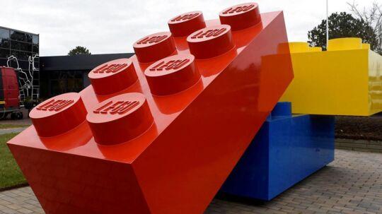 LEGO er Danmarks mest værdifulde brand.