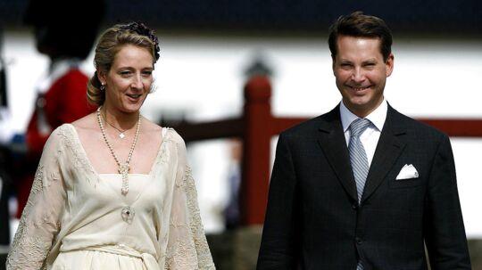 Prinsesse Alexandra og grev Jefferson har besluttet at gå fra hinanden.