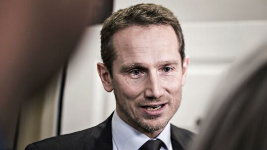 Socialdemokraterne mener, at de største fejl i Skat skete under Kristian Jensen
