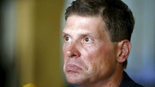 Jan Ullrich holdt kun i fire dage i sit job som løbsdirektør for Rund um Köln.