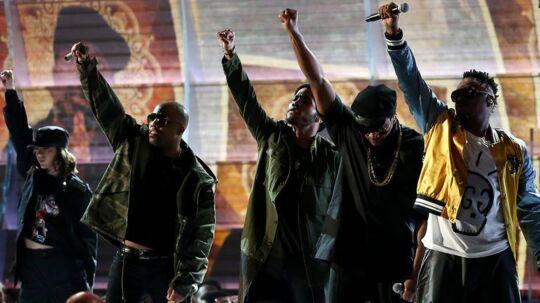 A Tribe Called Quest aflyser deres koncert på Roskilde Festival.