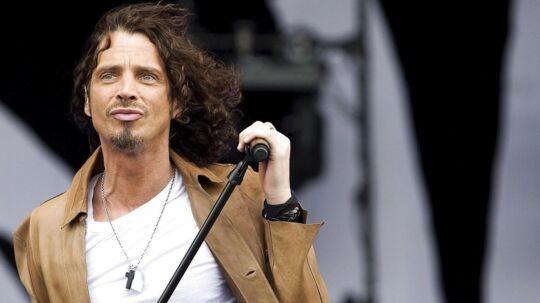 ARKIVFOTO af rocksangeren Chris Cornell.