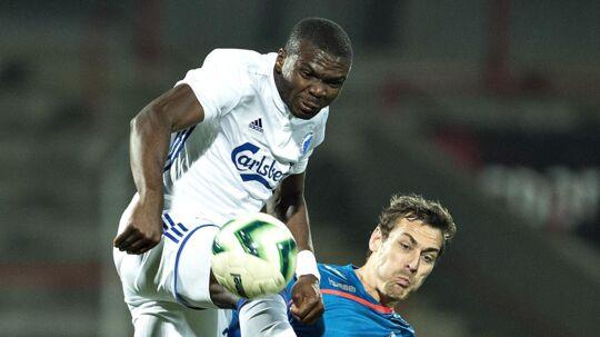 Jores Okore har besluttet sig for at forlade FC København.