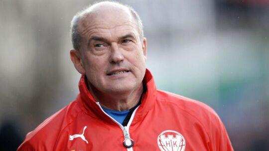 Pål Alexander Kirkevold kalder Ove Pedersen (på billedet) for den værste træner, han har haft.