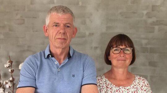 Parret Lisbeth Sundall og Ole Sundall