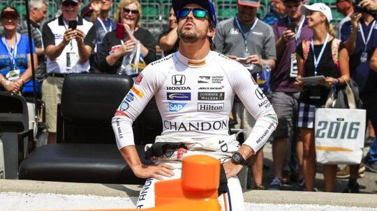 Fernando Alonso imponerer i et nyt løb, som ikke har noget med Formel 1 at gøre.