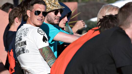 BT SOLO!!!! Nicklas Bendtner og Daniel Agger til træningskamp, Rosenborg vs Helsinki.
