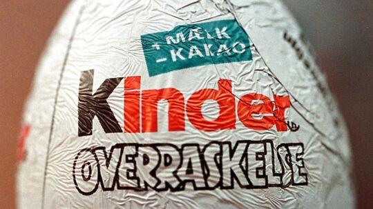 Chokoloadekoncernen Ferrero vil nu forsøge at lancere Kinderægget på det amerikanske marked.