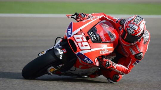Den tidligere motorcykel-verdensmester Nicky Hayden er død.
