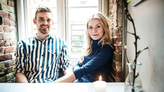 Livsstilsekspert Anne Glad og kæresten Kim Vagn Wagner skal være forældre.