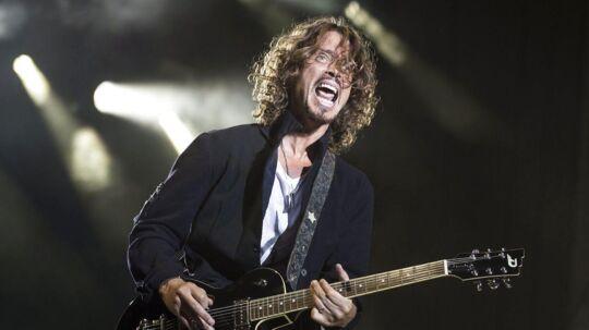 Chris Cornell i 2014.