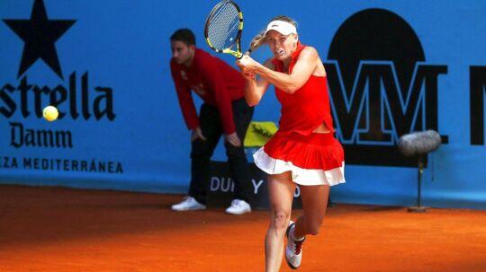 Caroline Wozniacki håber at være helt klar til French Open.