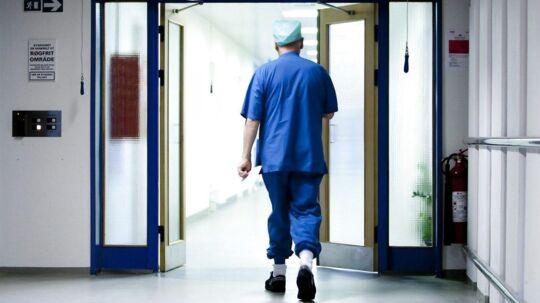 Flere søger om erstatning efter behandlinger på sygehuset eller pga. birvirkninger ved medicin.