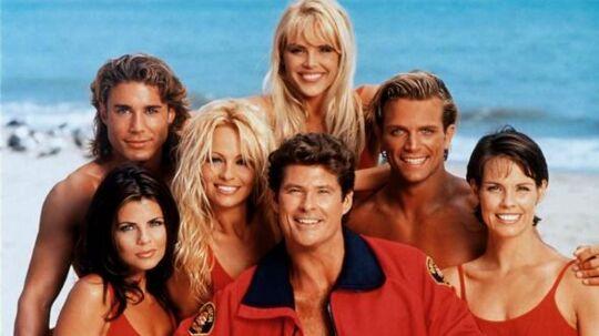 Foto af flere af skuespillerne fra den originale serie.