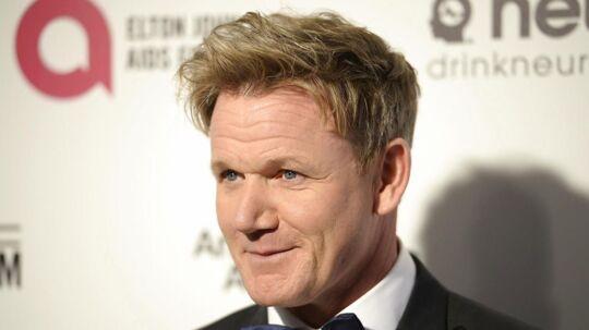 Gordon Ramsay.