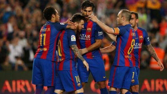 FC Barcelona skal have ny træner, og ifølge flere spanske medier er valget faldet på Ernesto Valverde.
