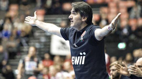 Carlos Ortega forlader KIF Kolding København efter halvandet år. Det er to år før tid.