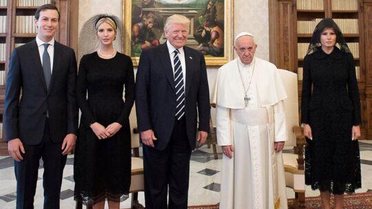 Vatikaten den 24. maj.