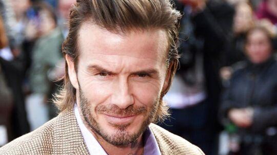 David Beckham er berørt af terrorangrebet i Manchester.
