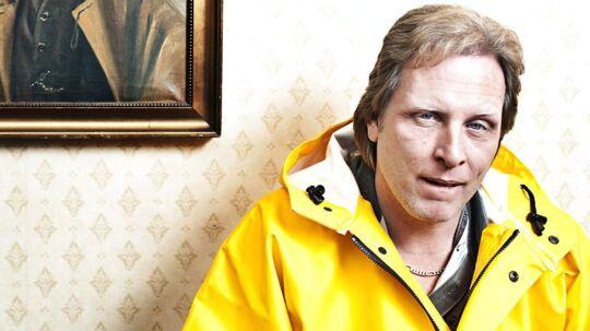 Sig Hansen er krabbefisker og kendt fra tv-programmet Deadliest Catch på Discovery Channel. Foto: Kristoffer Juel Poulsen.