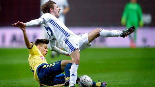 FCK vs Brøndby