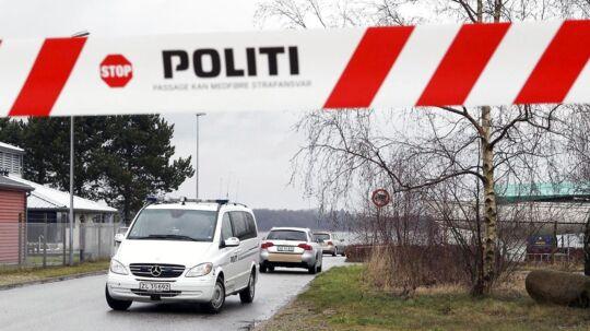 En løbsk campingvogn har torsdag aften blokeret E39 i Nordjylland