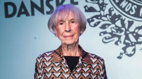 Lise Nørgaard.