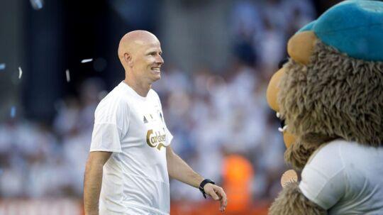 Ståle Solbakken: »Det er tæt. Spørgsmålet er, om denne sæson eller 2010/2011-sæsonen var bedst, men det er i hvert fald de to sæsoner, der er i top-2.«