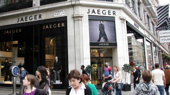 Jaeger forretning