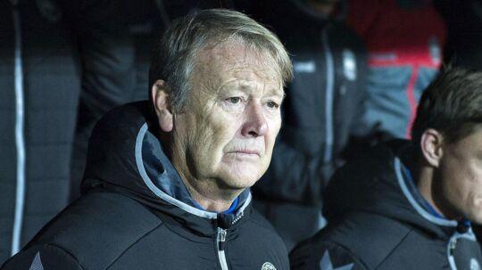 Først på søndag vil Åge Hareide fokusere på taktikken forud for Danmarks testkamp mod Tyskland i Brøndby.