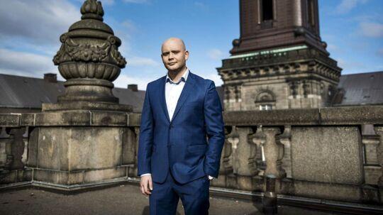 Jakob Engel-Schmidt, Uddannelses- og forskningsordfører, Venstre