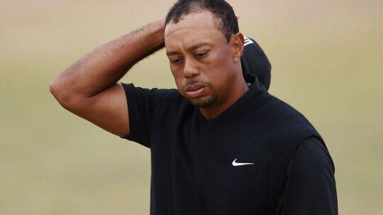 Tiger Woods er blevet anholdt i Florida.