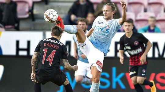 Sønderjyskes nummer 10, Nicolaj Madsen, skifter ifølge BTs oplysninger til Vejle Boldklub.