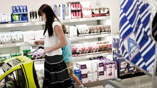Aldi har siden 2009 kæmpet med underskud i Danmark. Men den tyske discountkæde har tænkt sig at blive i landet.