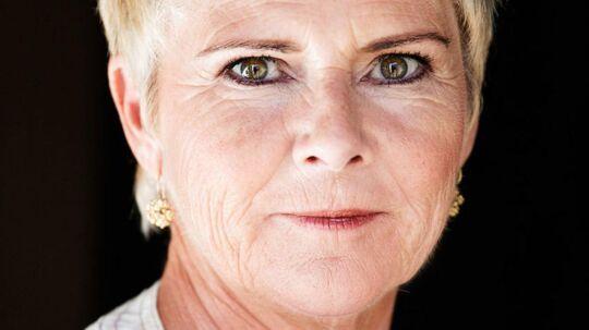 Lizette Risgaard, LO-formand