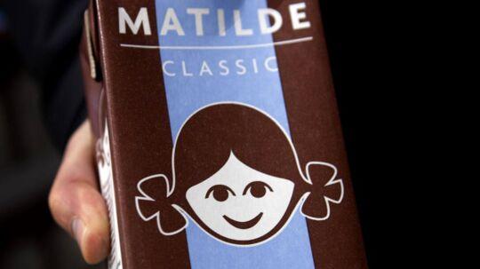 Matilde Kakao skummetmælk.