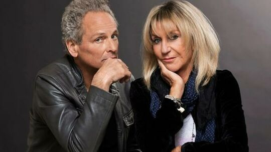 Lindsey Buckingham og Christine McVie