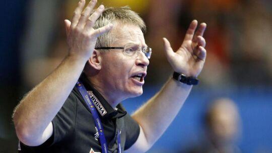 Gudmundur Gudmundsson er i dag landstræner for Bahrain.