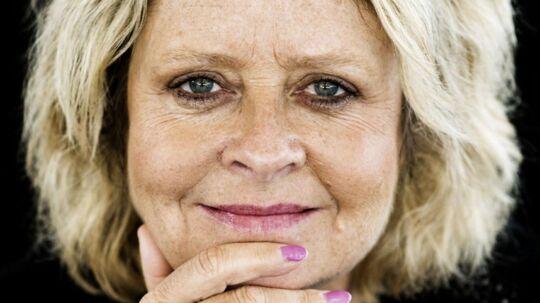 Stine Bosse, erhverskvinde, skal debattere torsdag med Inger Støjberg på Folkemødet på Bornholm.