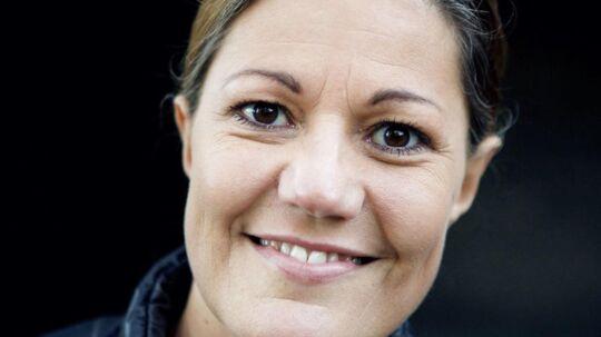 Mette Blomsterbergs forretning er begyndt at give overskud. Arkivfoto