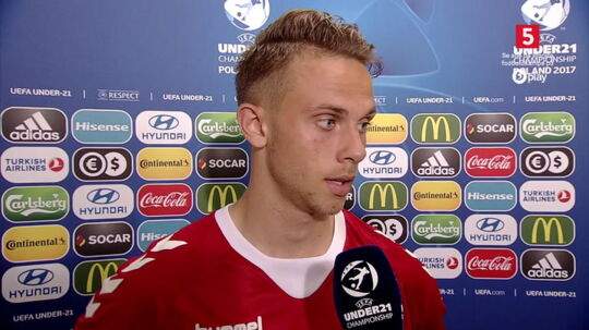 Marcus Ingvartsen.