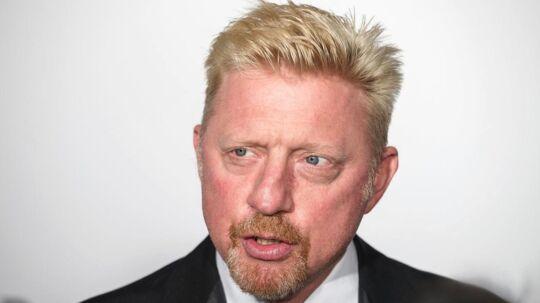 Boris Becker mener ikke selv, han burde være blevet erklæret konkurs.