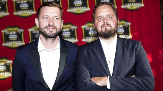 Danish Dynemite - Martin Høgsted og Magnus Millang til Zulu Comedy Galla 2014 i Operaen.
