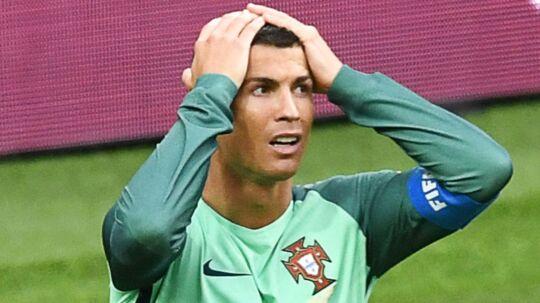 Cristiano Ronaldo er under pres i den kommende retssag.