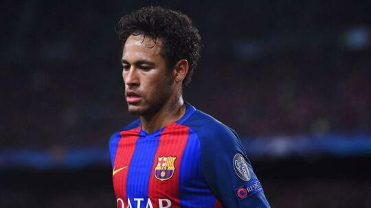 Neymar skulle efter eget udsagn igen være ledig på markedet.