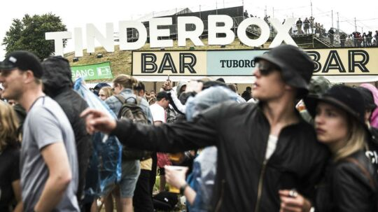 Tinderbox l'ber fra torsdag d. 22. juni til den 24. juni 2017 i Odense.