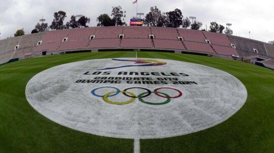 Los Angeles har ansøgt om OL-værtskabet.